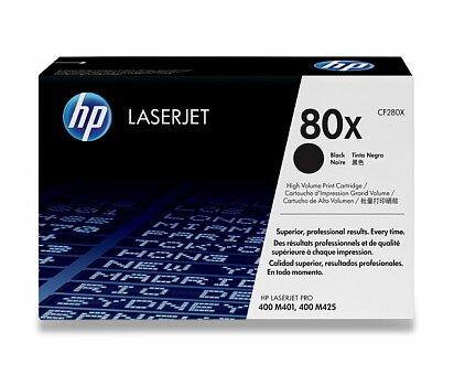 Obrázek produktu Toner HP CF280X pro LJ Pro 400 M401 - MFP M425