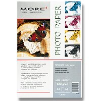 Lesklý fotopapír More Color Laser