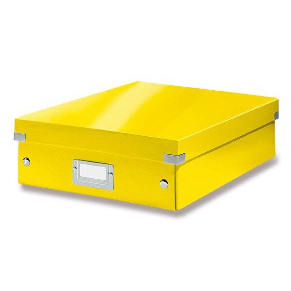 střední krabice