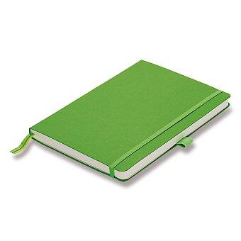 Obrázek produktu Zápisník LAMY B3 - měkké desky - A5, linkovaný, green