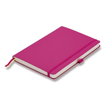 Obrázek produktu Zápisník LAMY B4 - měkké desky - A6, linkovaný, pink
