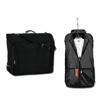 Obrázek produktu OMAR BAG - polyesterový vak na šaty, 600D, černá