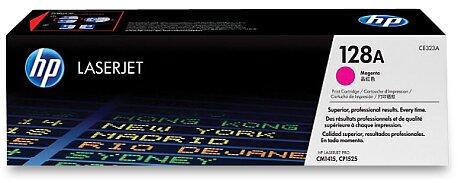 Obrázek produktu Toner HP CE323AE  č. 128A pro laserové tiskárny - magenta (červený)