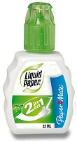 Opravný lak PaperMate Liquid Paper 2in1
