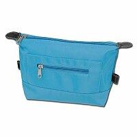 IDEN - polyesterová kosmetická taška, mikrovlákno, výběr barev
