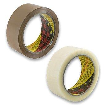 Obrázek produktu Balící páska Scotch 371 - šíře 38 mm, návin 66 m, výběr barev
