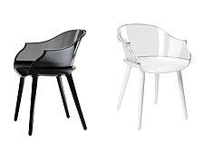 Židle s područkami Magis Cyborg