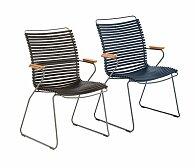 Židle Click s vysokými zády