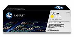 Toner HP CE412A pro laserové tiskárny