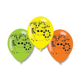 Obrázek produktu Nafukovací balónky Jungle - 6 ks