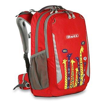 Obrázek produktu Školní batoh Boll Schoolmate 18 l Truered Giraffe
