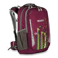 Školní batoh Boll Schoolmate Giraffe 18 l boysenberry
