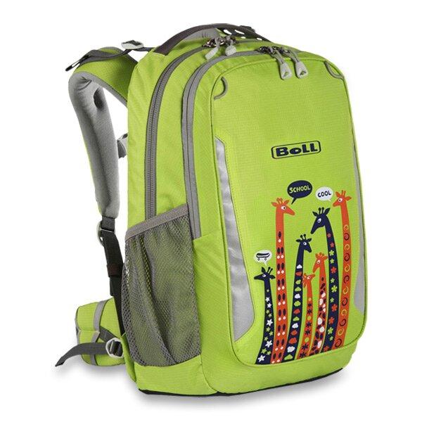 Školní batoh Boll Schoolmate Giraffe 18 l lime