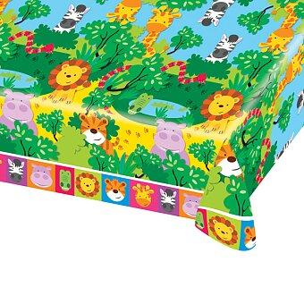 Obrázek produktu Plastový ubrus Jungle - 120x180 cm