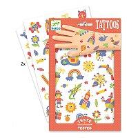Tetování Djeco