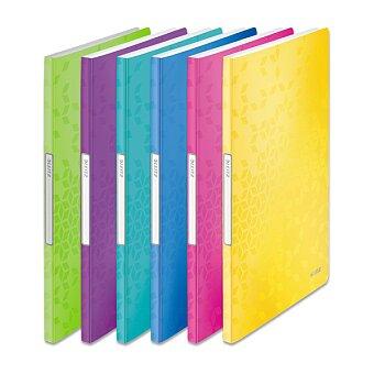 Obrázek produktu Katalogová kniha Leitz Wow - A4, 20 fólií, výběr barev