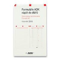 Denní plány termínované ADK 2018