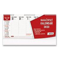 Stolní kalendář Manažerský 2020