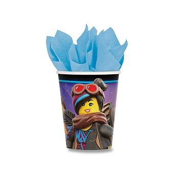 Obrázek produktu Papírové kelímky Lego Movie 2 - objem 0,25 l, 8 ks