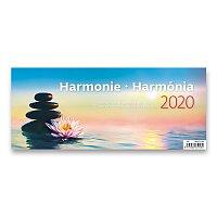 Stolní kalendář Harmonie 2020