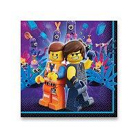 Papírové ubrousky Lego Movie 2