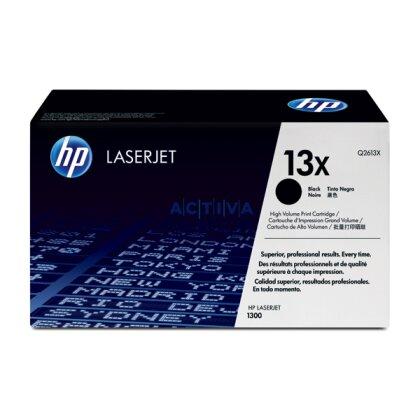 Obrázek produktu HP - toner Q2613X, black (černý) č. 13X pro laserové tiskárny