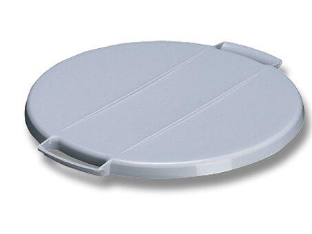Obrázek produktu Víko pro velkoobjemový koš Durable kulatý - šedé