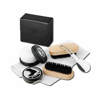 Obrázek produktu SANTINI MARILOU - sada na čistění obuvi 6 v 1, černá