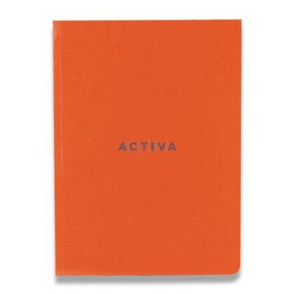 Obrázek produktu HIT Mapa 253 PP Plus - 3chlopňové spisové desky - A4, oranžové