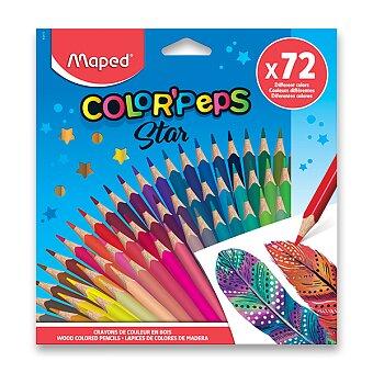 Obrázek produktu Pastelky Maped Color'Peps - 72 barev