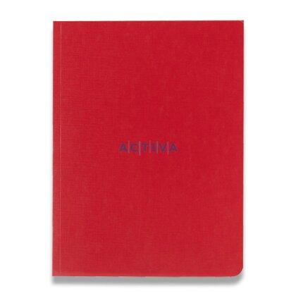 Obrázek produktu HIT Mapa 253 PP Plus - 3chlopňové spisové desky - A4, červené