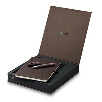 Obrázek produktu Lamy 2000 Brown - plnicí pero se zápisníkem