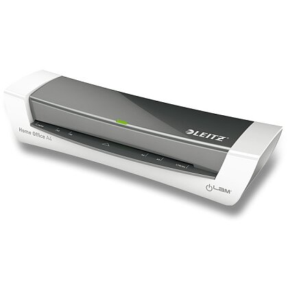Product image Leitz I-Lam Home Office - compact laminator - A4, grey