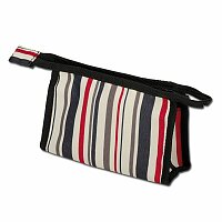 DRUSILA - polyesterová kosmetická taška, 600D