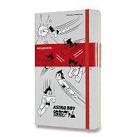 Zápisník Moleskine Astro Boy