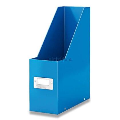 Obrázek produktu Leitz - kartonový stojan na katalogy - 103 mm, modrý