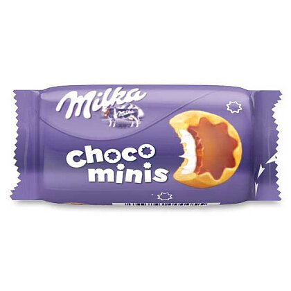 Product image Milka Choco Minis - biscuits
