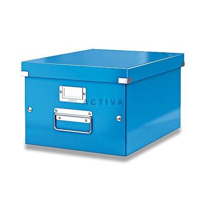 Obrázek produktu Leitz Wow - krabice A4 - modrá