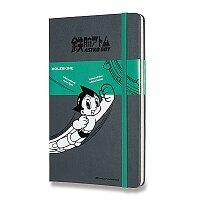 Zápisník Moleskine Astro Boy - tvrdé desky
