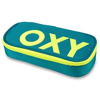 Obrázek produktu Penál OXY Sport Neon Line - Neon Green