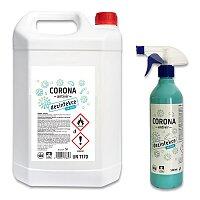 Dezinfekce na ruce Corona antivir