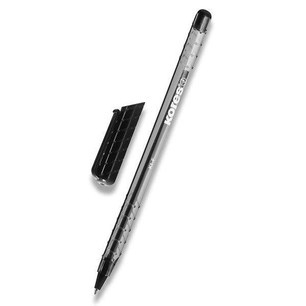 Kuličková tužka Kores 395 K1 černá