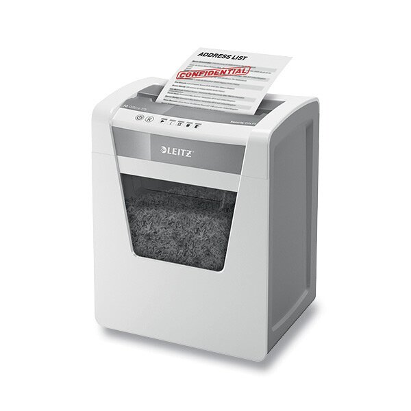 Leitz IQ Office P5 - skartovací stroj