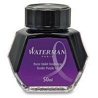 Lahvičkový inkoust Waterman, výběr barev