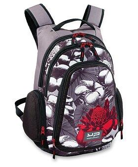 Obrázek produktu Batoh YP Bodypack Flowers - 31 l, šedý