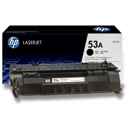 Obrázek produktu HP - toner Q7553A, black (černý) č. 53A pro laserové tiskárny