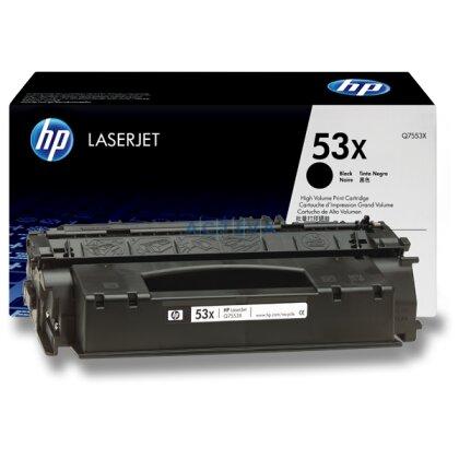 Obrázek produktu HP - toner Q7553X, black (černý) č. 53X pro laserové tiskárny