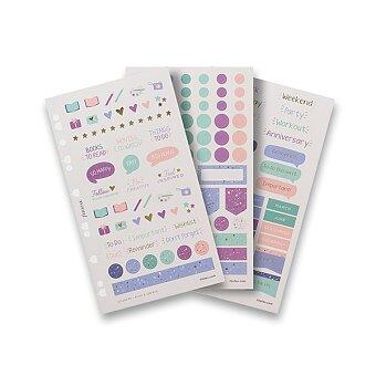 Obrázek produktu Samolepky Expressions - náplň osobních/A5 diářů Filofax