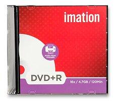 Zapisovatelné DVD Imation DVD+R