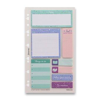 Obrázek produktu Lepicí bločky Expressions - náplň osobních/A5 diářů Filofax
